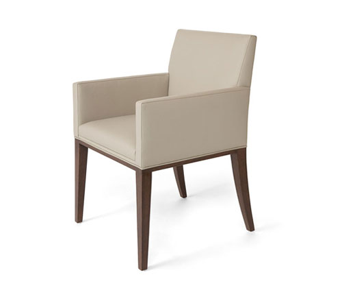 Custom Chair by Furniture Designer, Patricia Gray