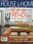 Patricia Gray Interior Design Article - Canadian House and Home