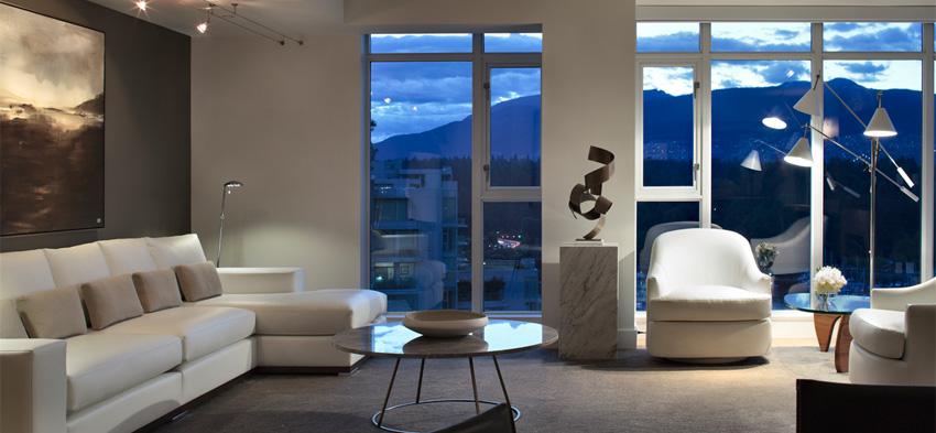 Luxury Condo Interior Design By Patricia Gray Vancouver
