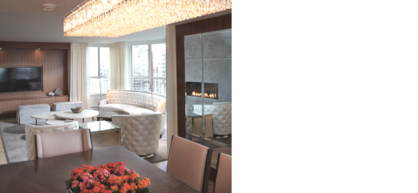 Contemporary Interior Design Services by Patricia Gray - Coal Harbour