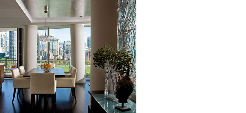 The Erickson Condo Interior Design by Patricia Gray