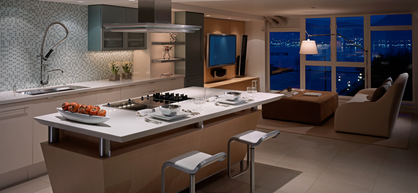 Dream Kitchens Designed by Patricia Gray - Gastown