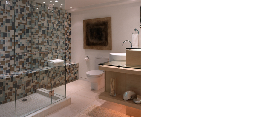 Luxury Bathroom Design by Patricia Gray - Gastown