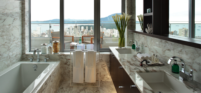 Modern Interior Design by Patricia Gray in Vancouver
