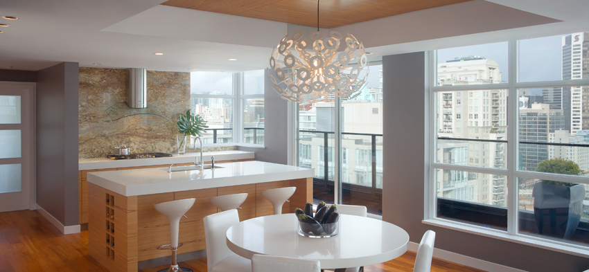 Luxury Kitchen Design by Patricia Gray - Yaletown